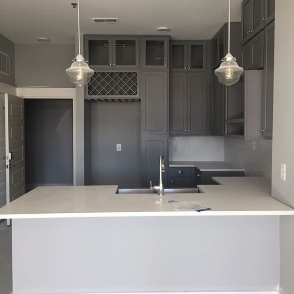 Here's a sneak peak at one of our kitchens